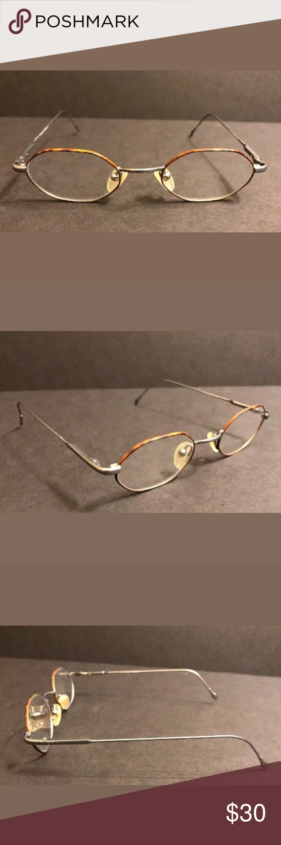 86582365bb02 Polo Ralph Lauren Classic 235 Gunmetal Eyeglasses Polo Ralph Lauren Classic  235 Gunmetal Tortoise Eyeglasses 45