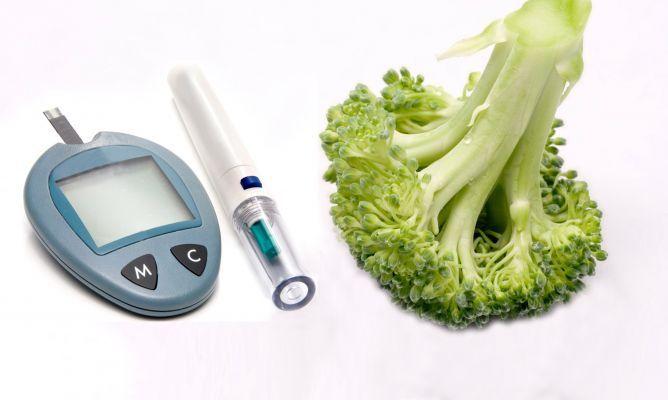 Dieta para la diabetes - Hogarutil