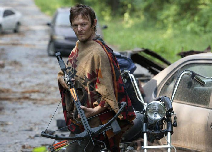 Daryl Dixon (The Walking Dead, tercera temporada)