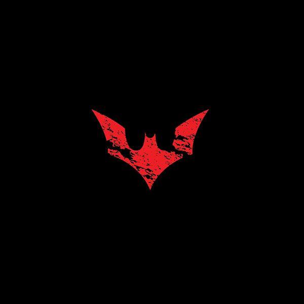 Wallpaper Ap16 Batman Logo Red Dark Hero Art Batman Wallpaper