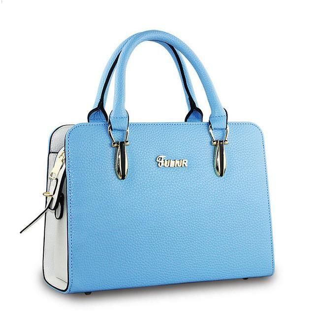 4337946d41 Women fashion handbags women bag leather handbag cute women bag shoulder bag