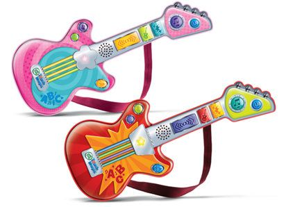 Touch Magic Rockin Guitar Leap Frog Wish List Bebe Regalos