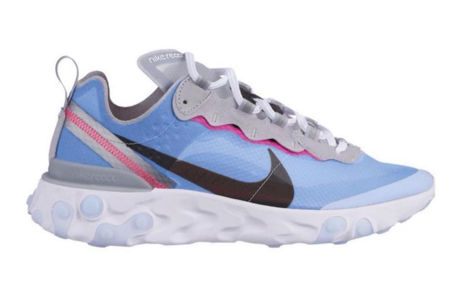0238e59cf New Nike React Element 87 Color Ways for 2019
