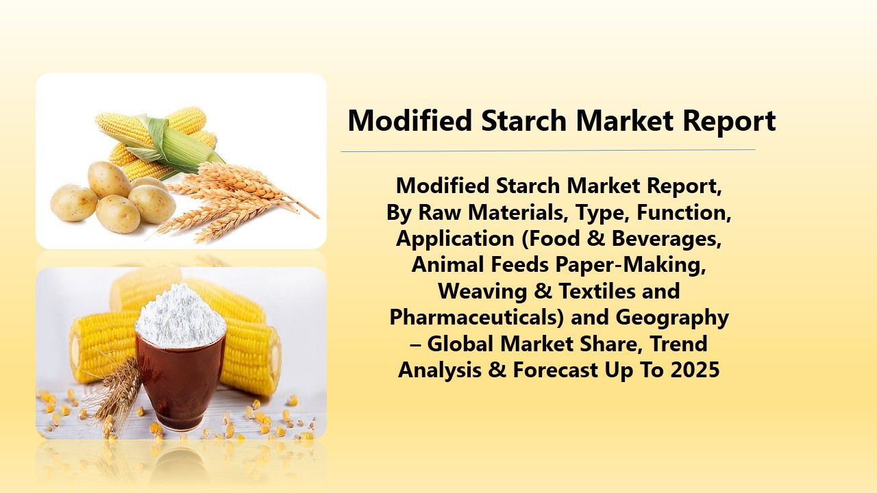 Axiommrc added modified starch market report by raw