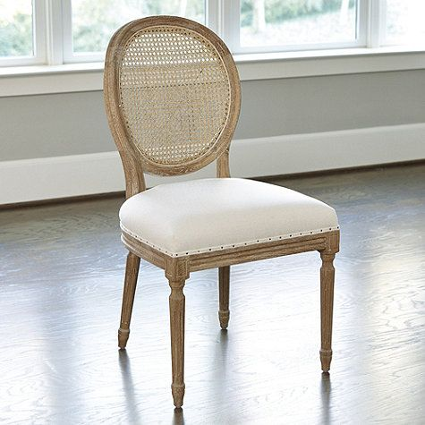 Louis Cane Back Dining Chair