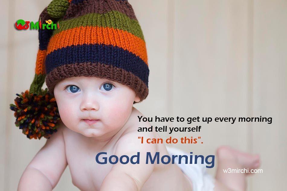 Inspiring Good Morning Quote Good Morning Quotes Pinterest