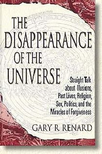 Disappearance Of The Universe Inspirational Books Spirituality