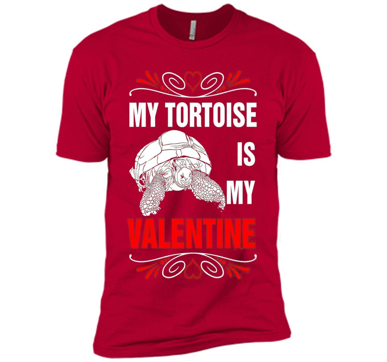 My Tortoise Is My Valentine Tshirt