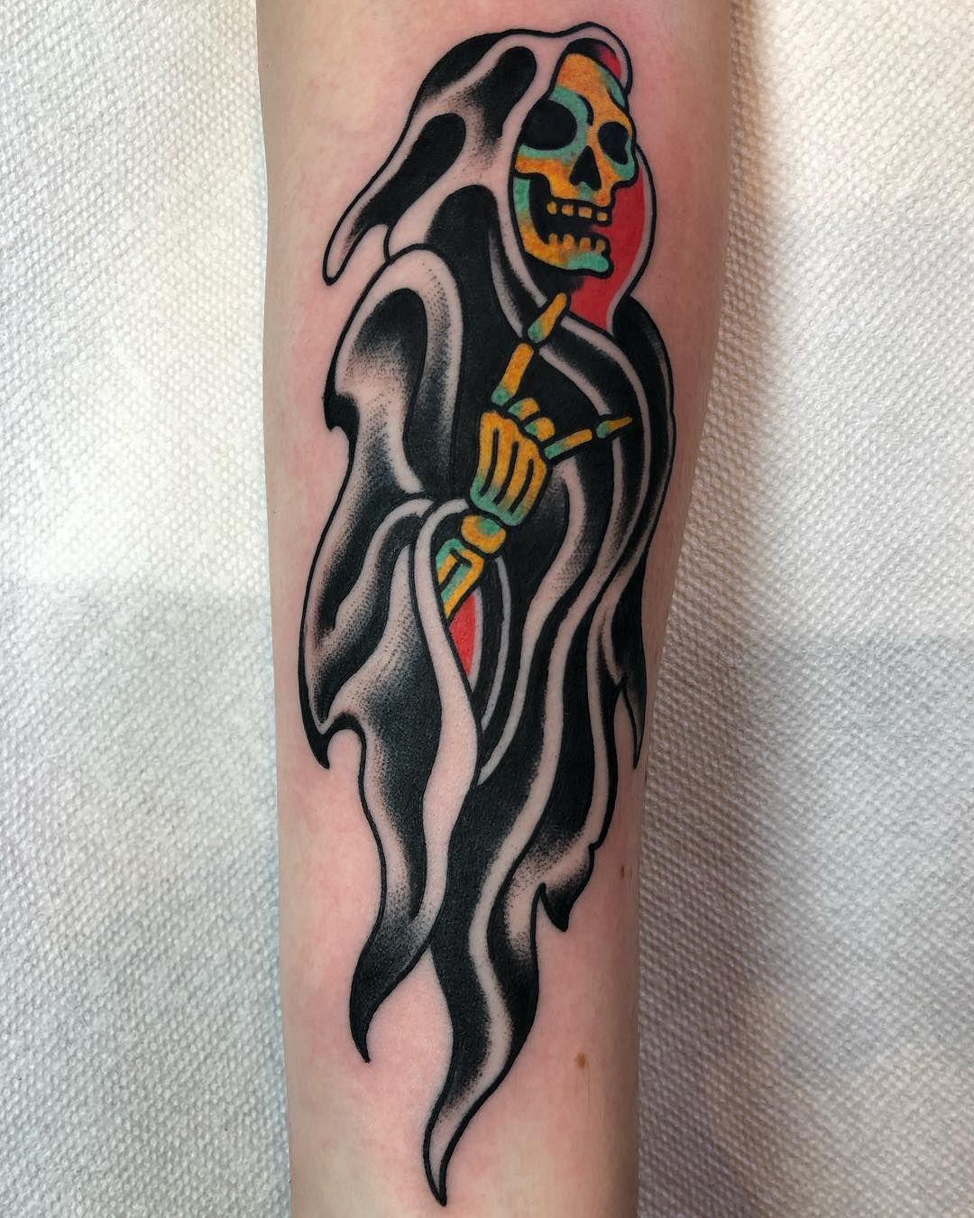 #reaper-tattoo on Tumblr