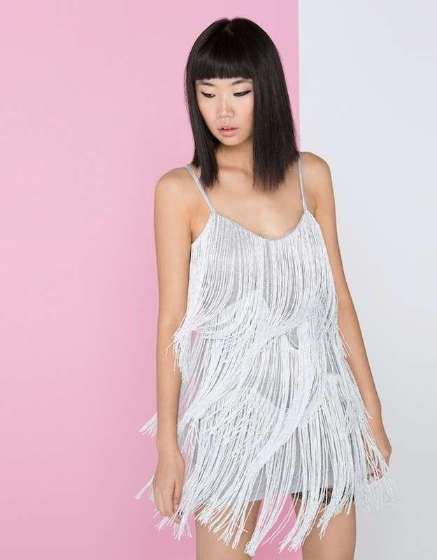 Bershka colección Otoño 2014: fotos de los modelos - Bershka vestido ...