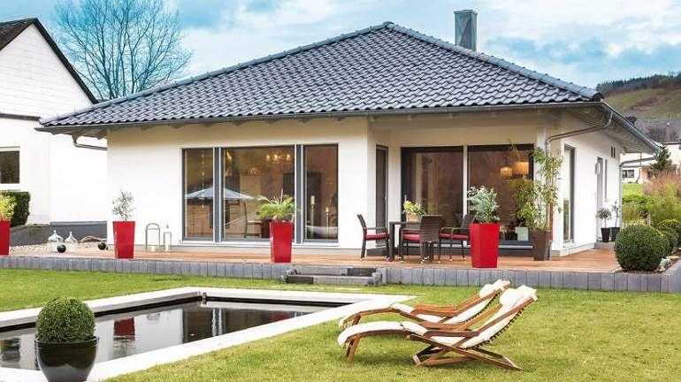 Model Casa Kundenhaus Suprafata 87 Mp 2 Camere Proiect Schwoerer