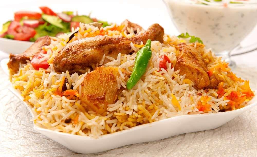 The Ultimate Chicken Biryani Recipe Step By Step With Photos Video Recipe Biryani Recipe Indian Food Recipes Biryani