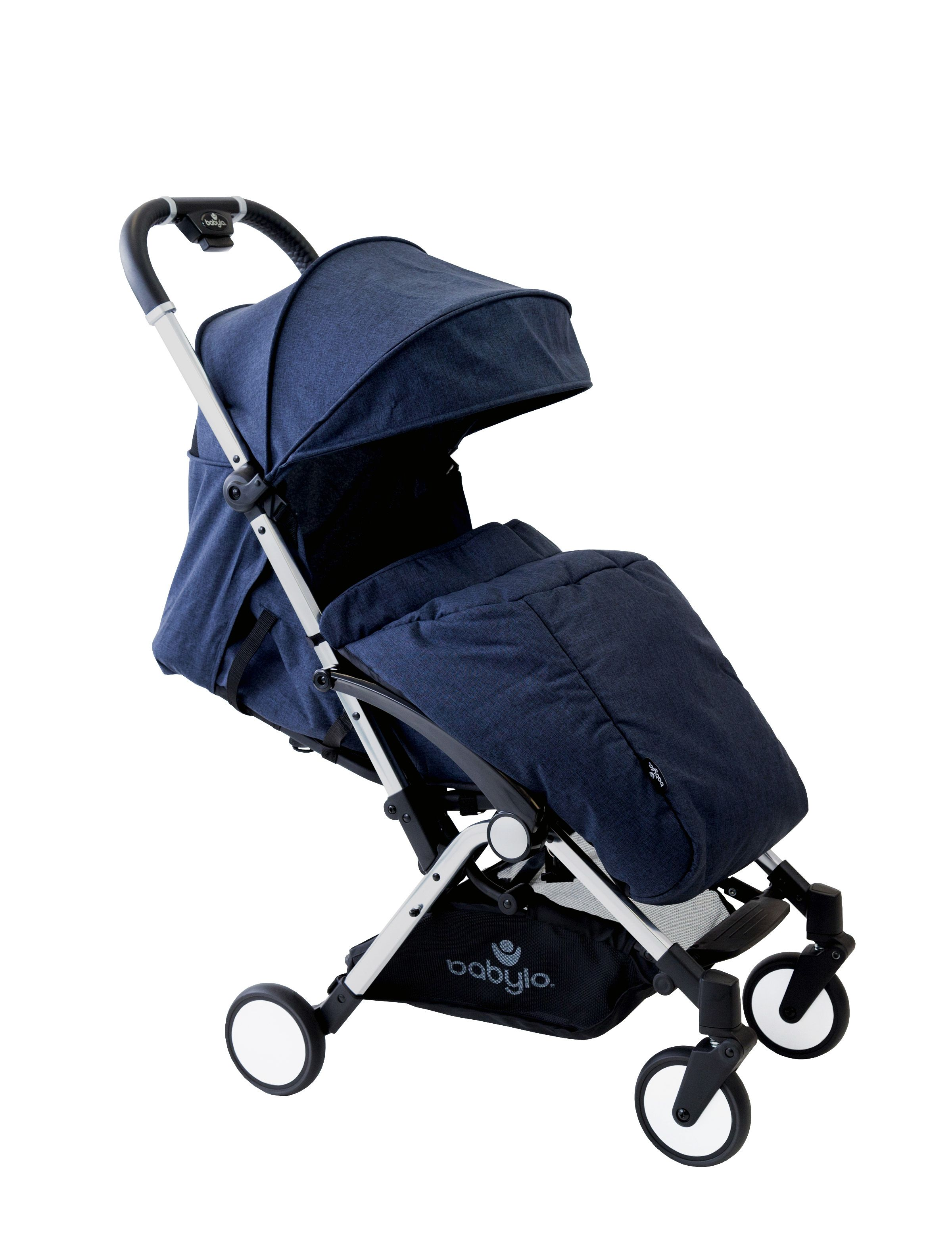 aebcb889532 Exclusive Babylo Scat Stroller - Denim