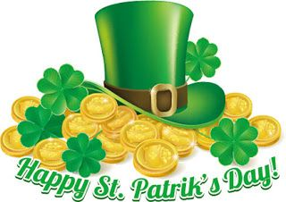happy st patricks day 2018 clipart free irish clipart for st rh pinterest com happy st patrick's day 2017 clipart happy st patrick's day 2017 clipart