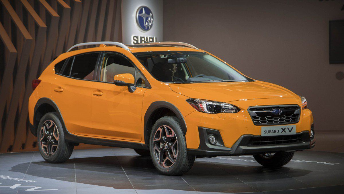 Why You Should Buy The All New 2018 Subaru Crosstrek Subaru Crosstrek Subaru Best New Cars