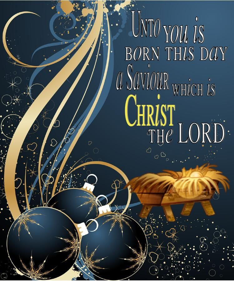 Image result for For unto us is born a savior