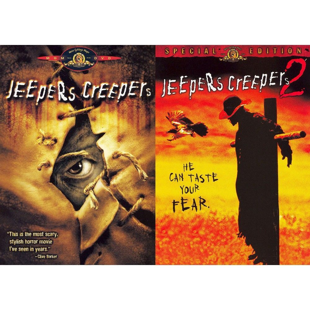 Jeepers Creepers/Jeepers Creepers 2 (2 Discs) (Widescreen)