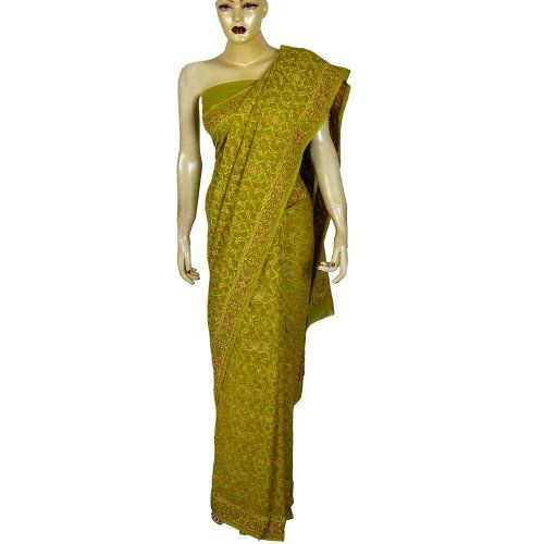 Indian Saree Green Traditional Wedding Dresses « Dress Adds Everyday