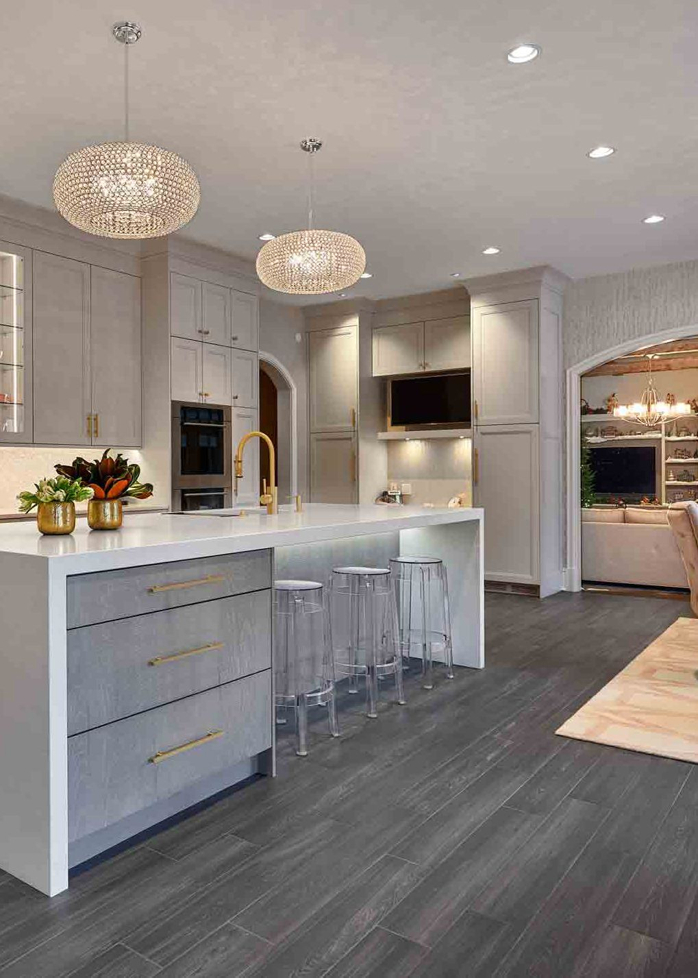Do You Really Want an Open Concept Floor Plan? | The Kitchen ...