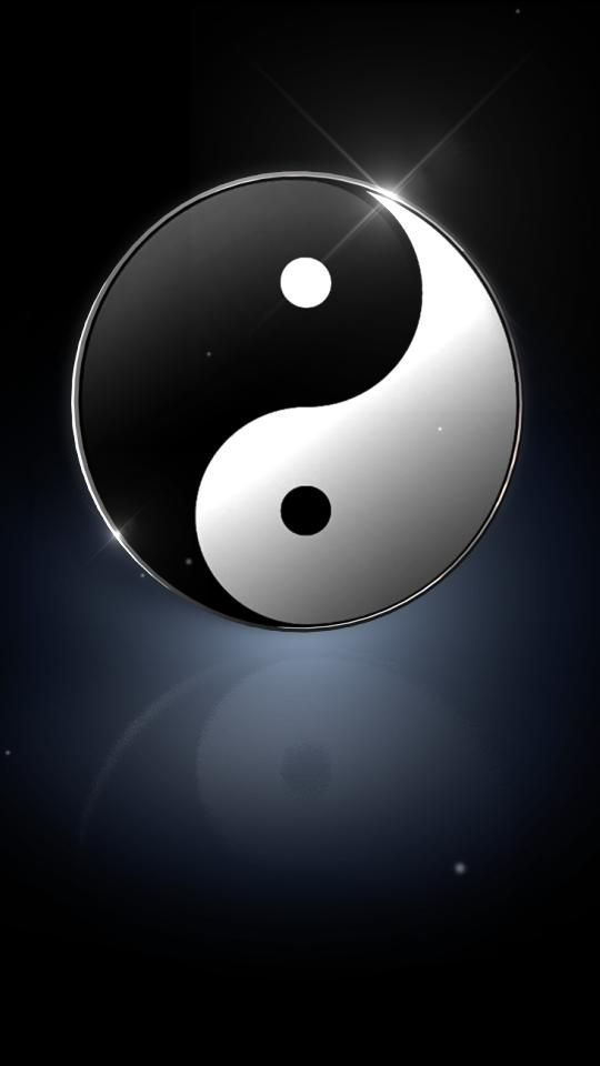 Yin yang wallpaper android apps on google play phone - Yin and yang wallpaper ...
