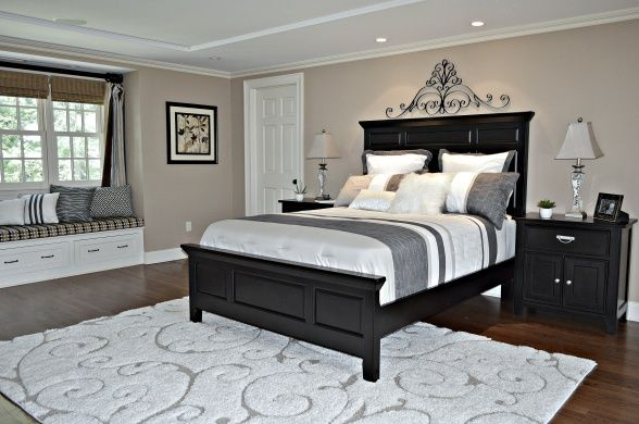 Budget Master Bedroom This Bedding Is On The Masculine