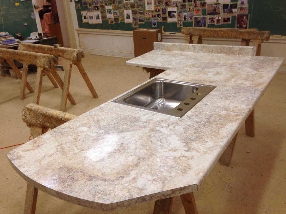 Kitchen Countertop Formica
