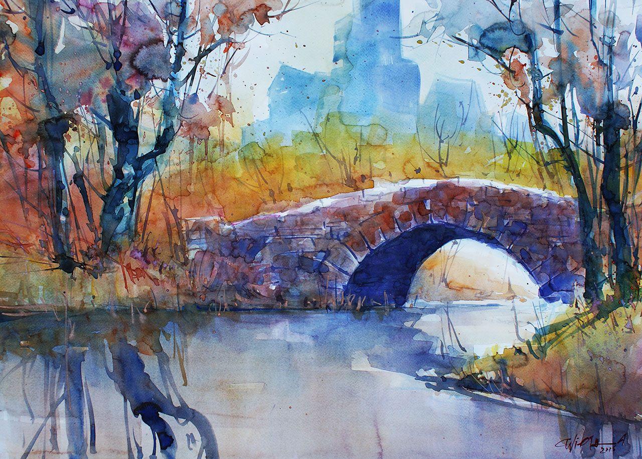 Latest Watercolors 1 Creative Art Watercolor Painting