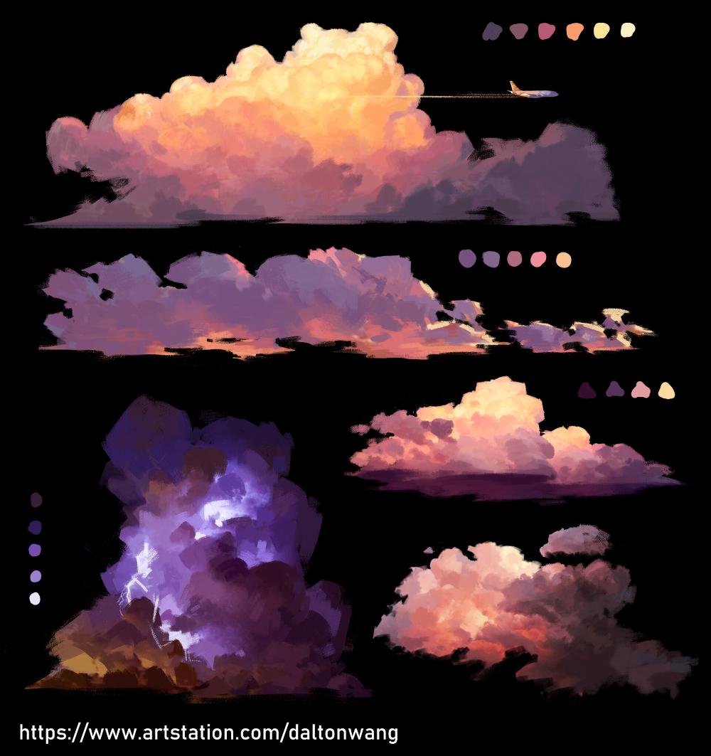 大叔的云系列——2, yiru wang