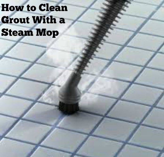 Easy Way To Clean Grout On Floors Showers Bathroom And Kitchen