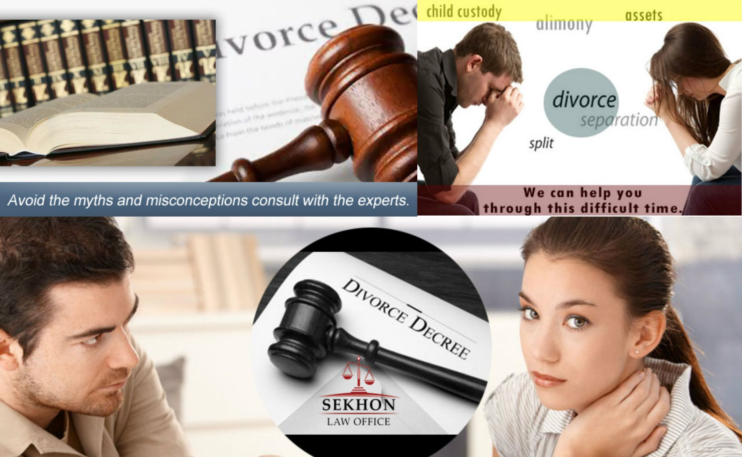 Do you need a divorce lawyer mississauga there are