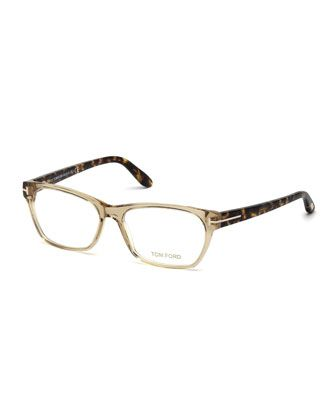 Two-Tone+Square+Optical+Frames,+Champagne+by+TOM+FORD+at+Neiman+ - Equipment Bill Of Sale