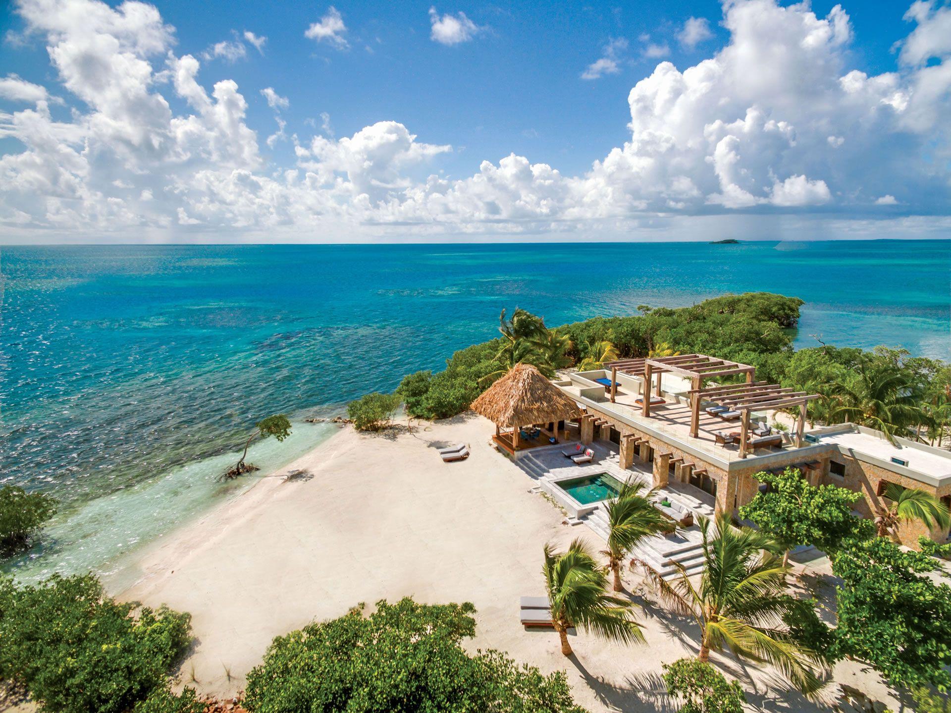 Gladden Private Island The World S Most Private Island Private