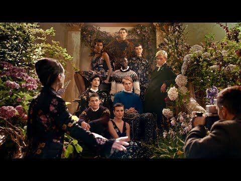 ERDEM X HM 'THE SECRET LIFE OF FLOWERS' FILM