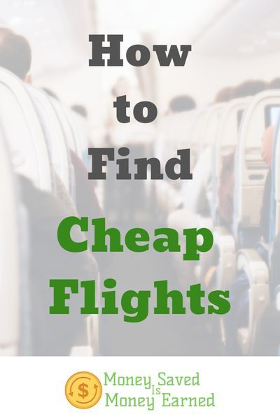 Travel can be expensive, especially when flights are involved. Check out all these ways for finding cheap flights and get started planning your next adventure! #moneysavedismoneyearned #cheapflights #howtofindcheapflights #travelhacking #travel