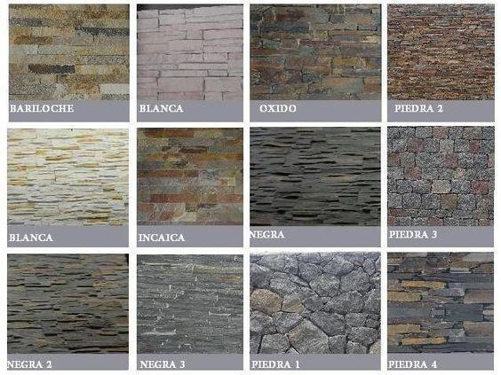 materiales para fachadas exteriores - Buscar con Google | Rústico ...