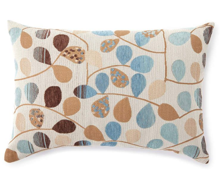 Bayberry Spa Throw Pillow, (14 x 20