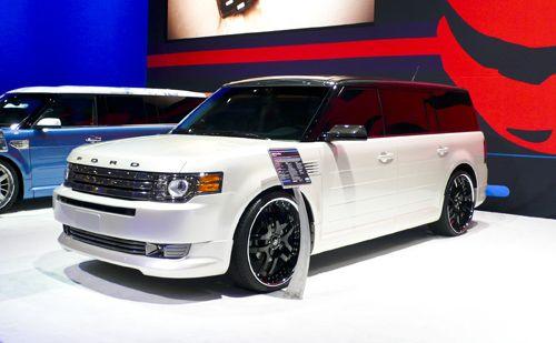 2010 Ford Flex nice wheels sweet look. & I LIKE! | The Lottery Dream | Pinterest | Ford flex Ford and Cars markmcfarlin.com