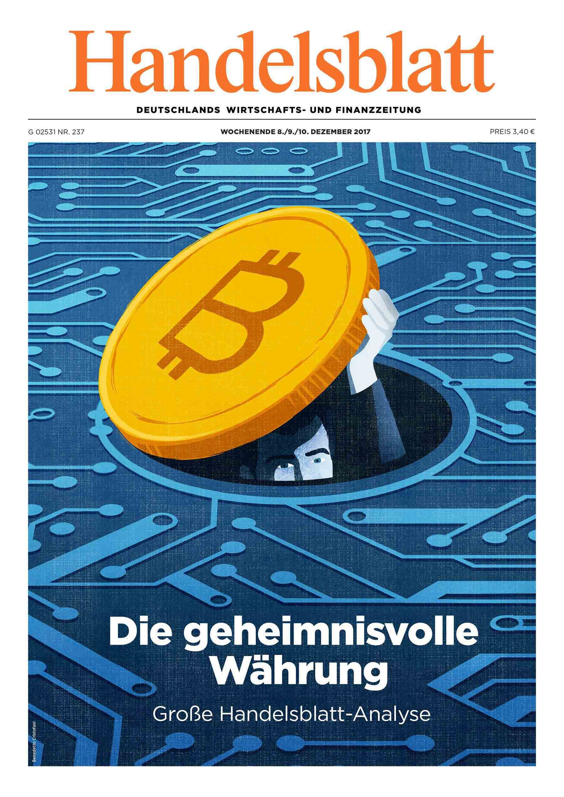 bitcoin handelsblatt geld im mittelalter