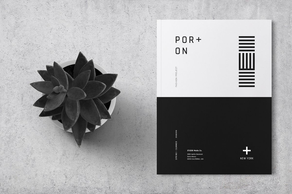 36 Page Portfolio