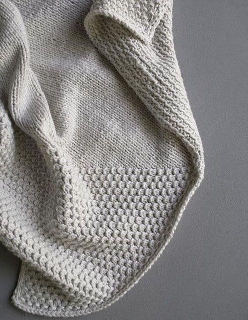 Cozy Corners Crib Blanket Free Pattern Beautiful Skills Crochet