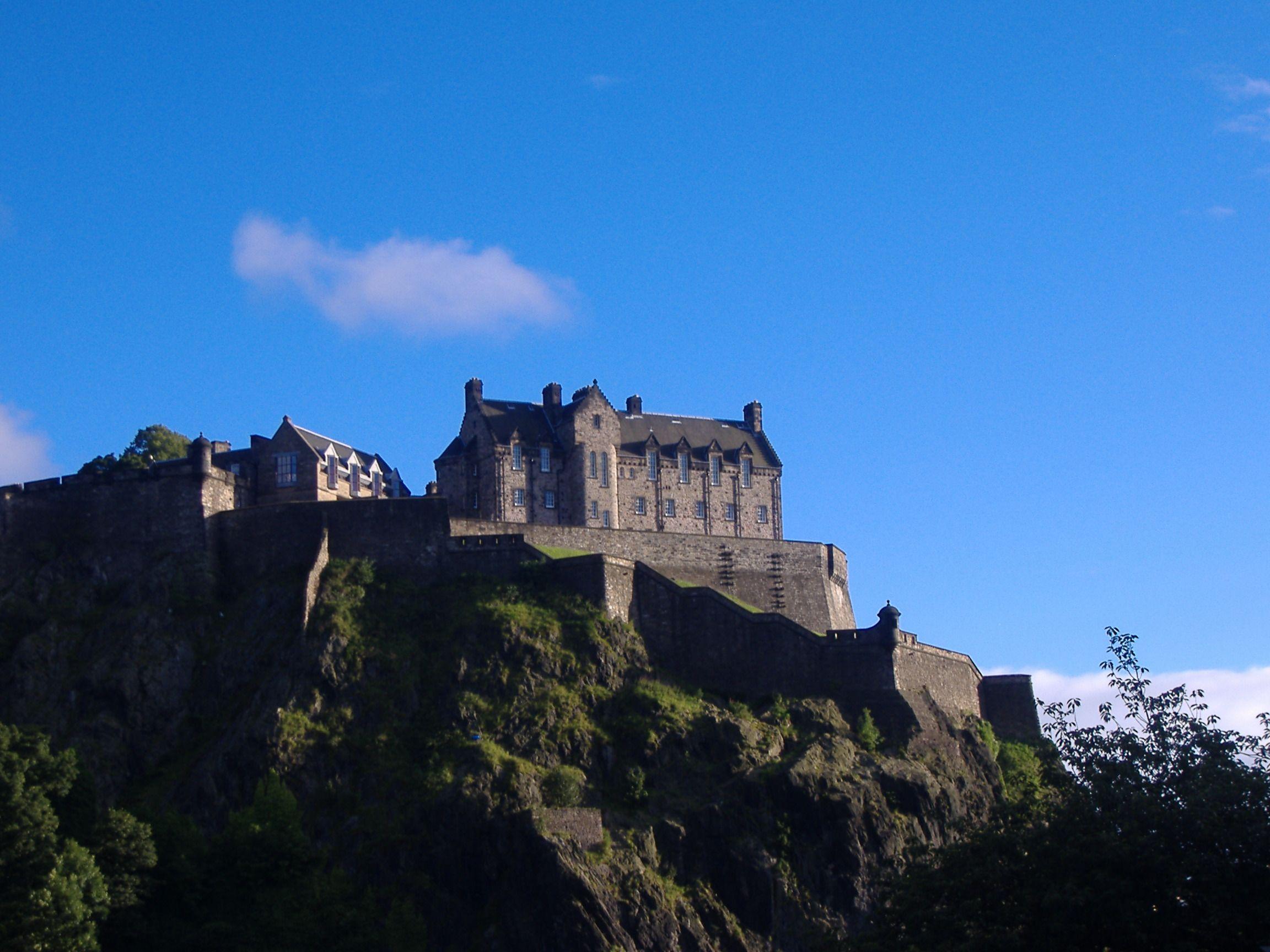Edimburg Castle Edimburgo, Lugares