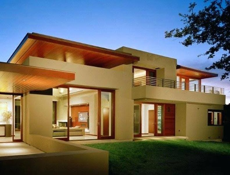 Modern Canada House Design With Ultra Modern House Floor Plans And Modern House Ext Best Modern House Design Contemporary House Design Modern House Floor Plans