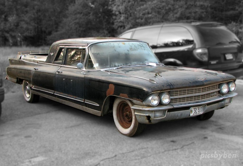 1962 Cadillac Flower Car Maintenance/restoration of old/vintage ...
