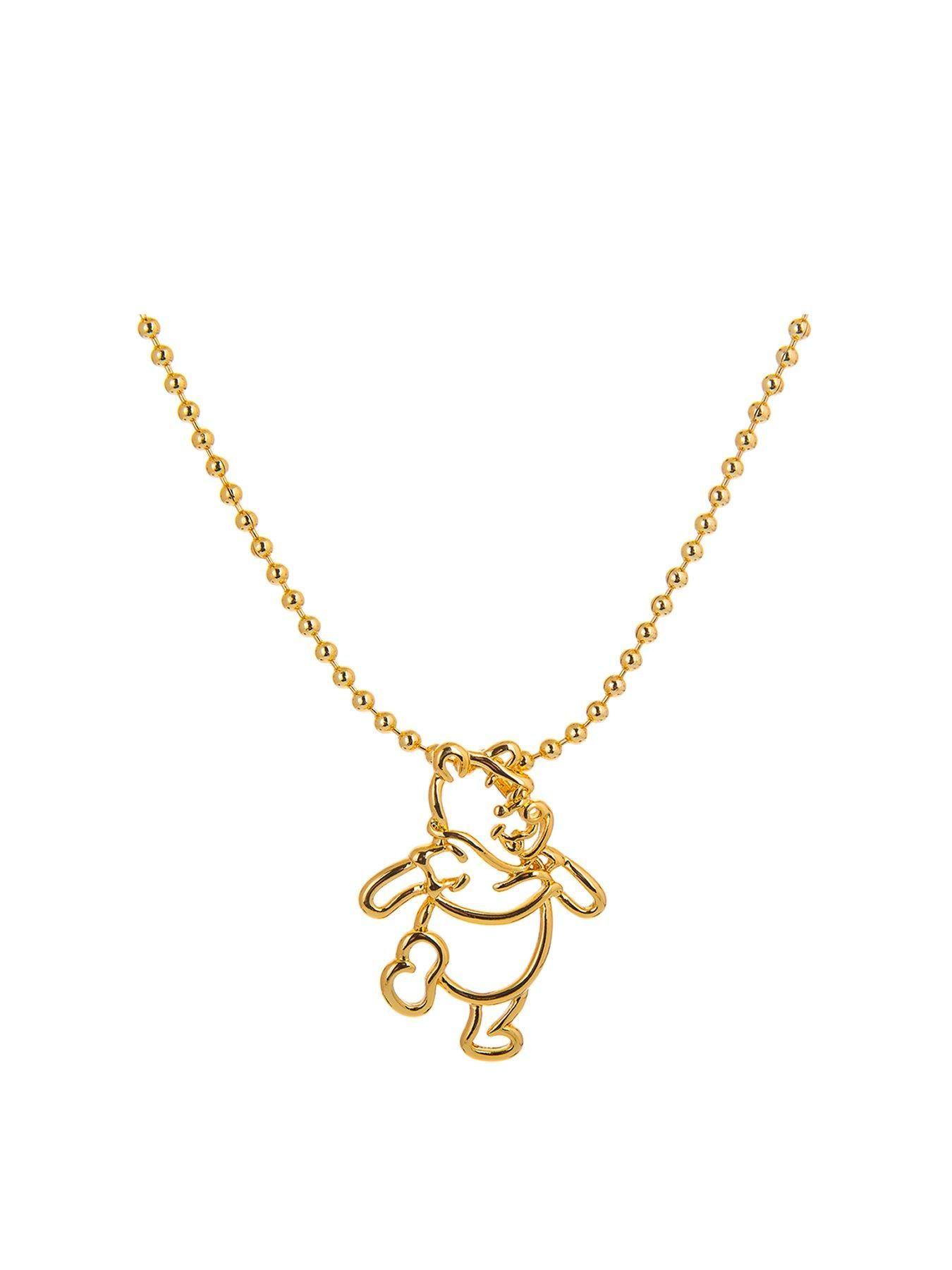 31++ Winnie the pooh gold jewelry ideas