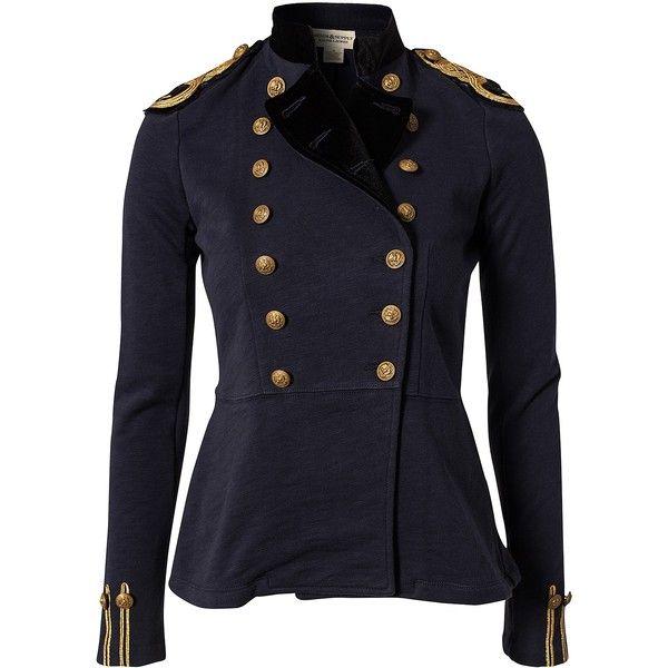 Denim & Supply Ralph Lauren Officer Jacket | Denim, supply