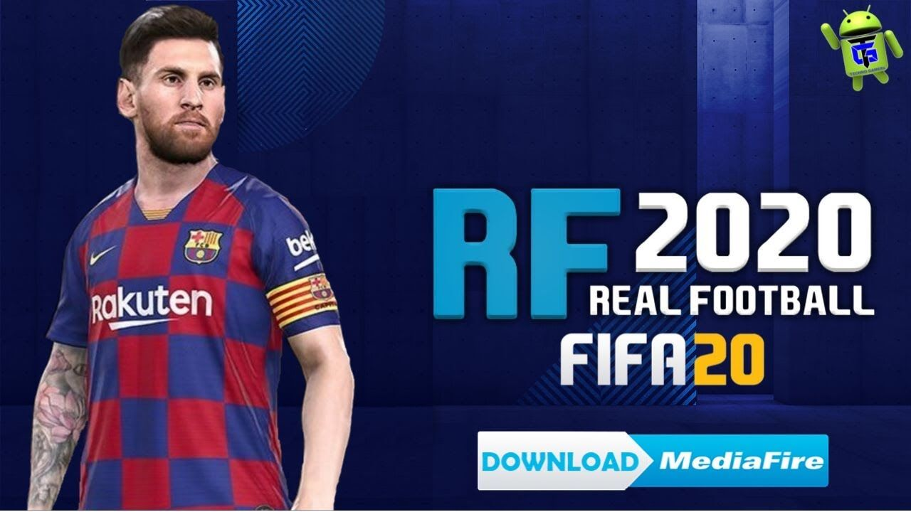Rf 2020 Real Football 2020 Mod Fifa Offline Android Game Download Https Www Youtube Com Watch V Jdqy I4v4gu In 2020 Download Games Android Games Fifa