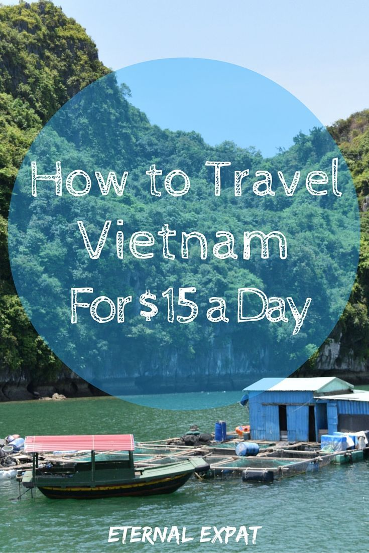 How much does it cost to travel vietnam eternal expat