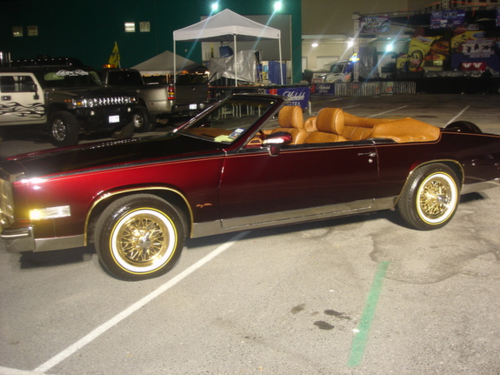 Candy Cadillac Eldorado | Vehicles | Pinterest | Cadillac eldorado