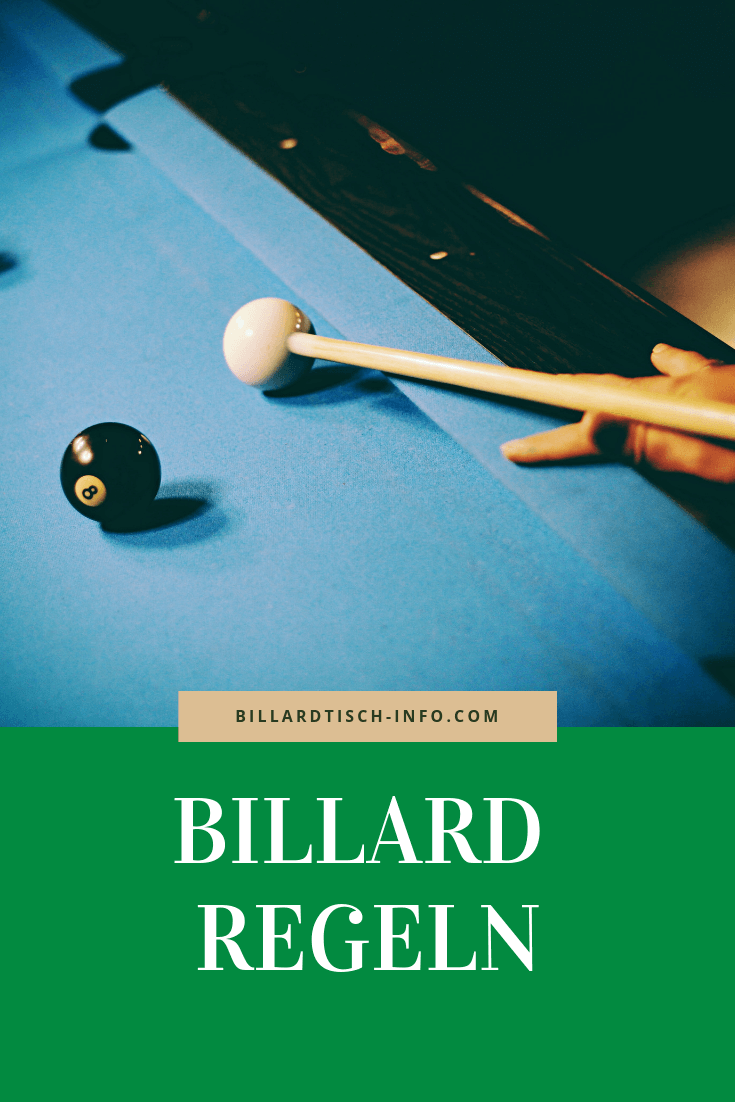 Billard Regeln Foul