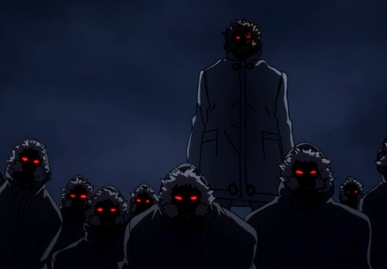 Tokyo Ghoul Koma Enji Devil Ape Anime Tokyo Ghoul